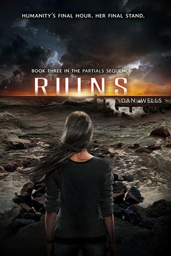 cover Ruins Dan Wells