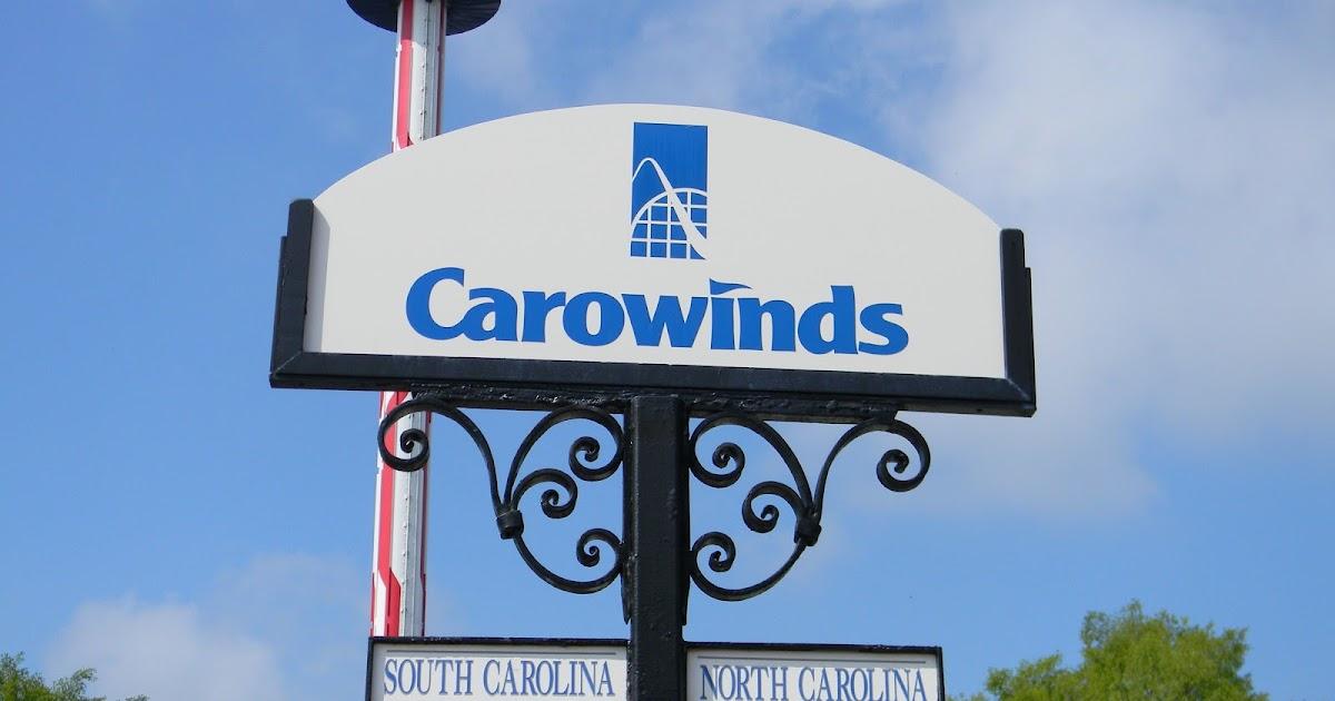Nancy S Travels Carowinds Amusement Park
