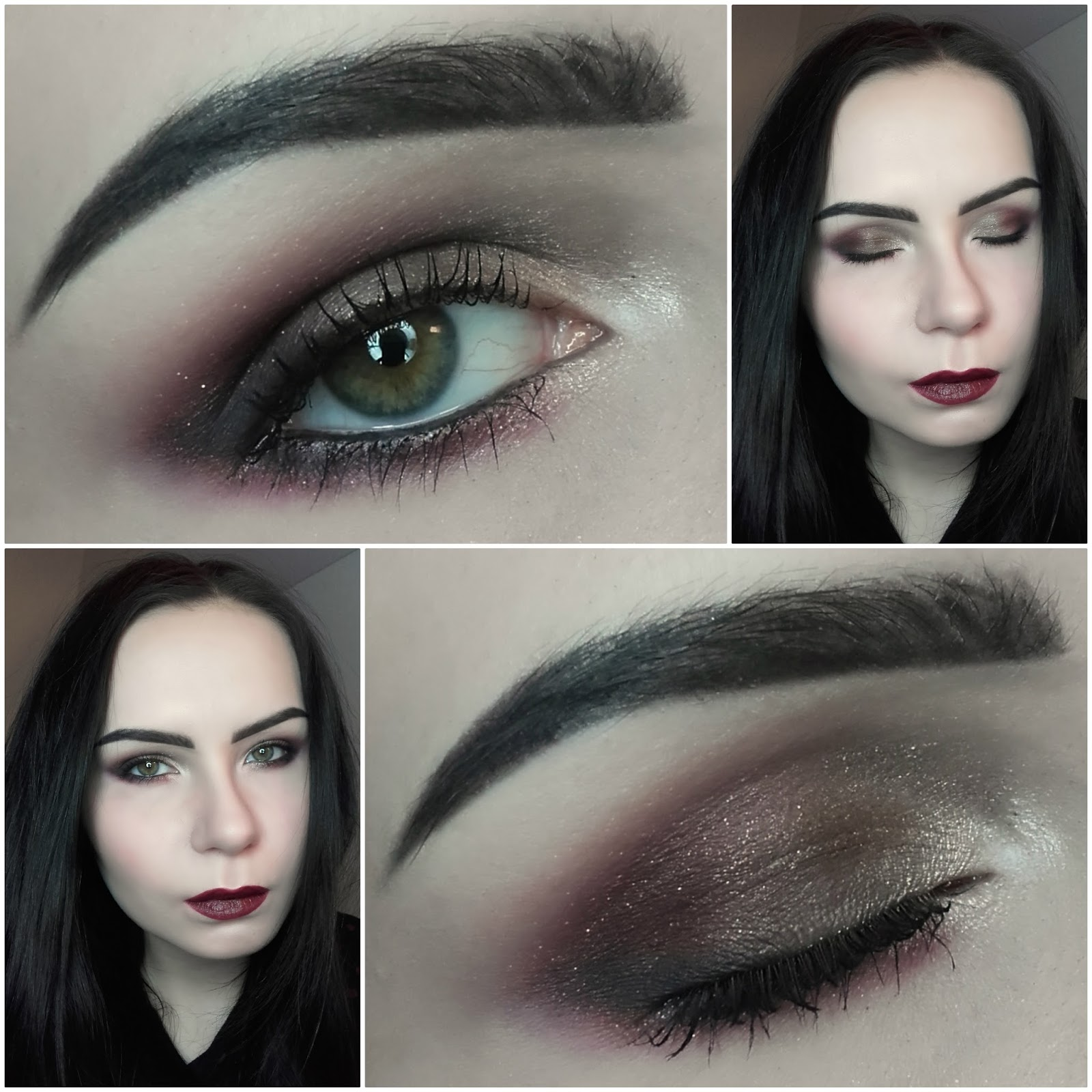 Vampire Look Makijaż Krok Po Kroku Uroda Zblogowani
