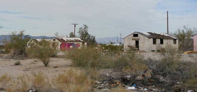Desert Center Ca Ghost Town