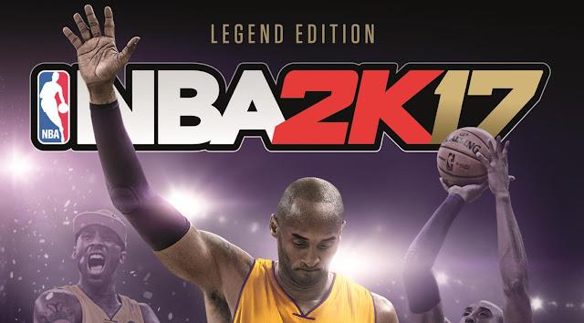 تحميل لعبة كرة السلة الرائعة NBA 2K17 v0.0.21 Mod مهكرة للاندرويد