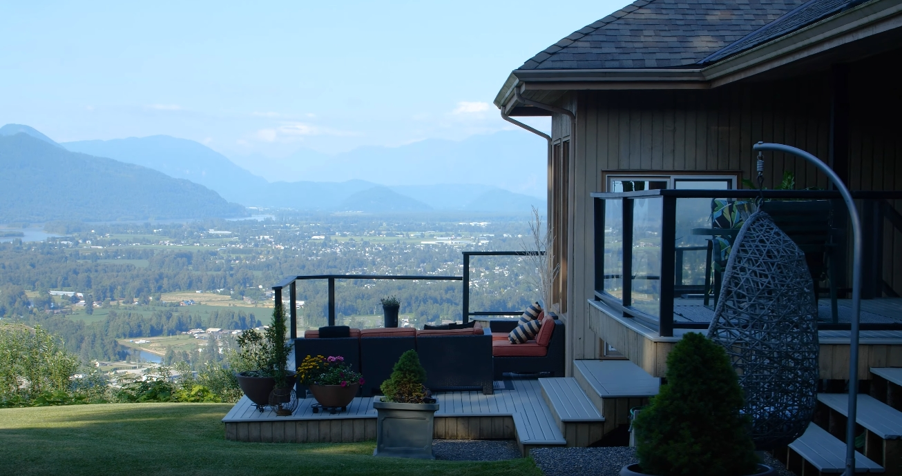 Home Interior Design Tour vs. Breathtaking Views from Stunning 5-Acre Luxury Property