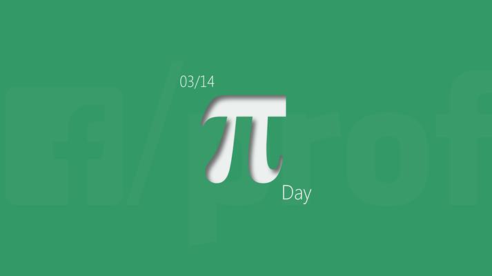 Por que comemorar o Pi Day?
