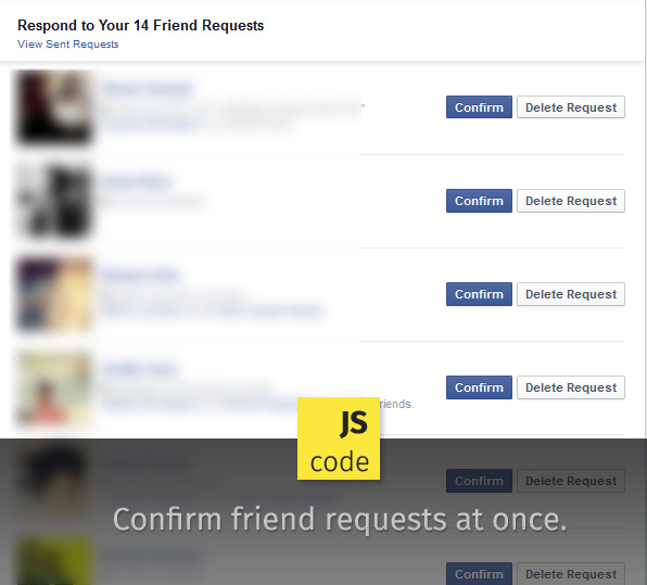 Confirm Friend Request On Facebook All At Once Stramaxon