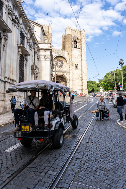 Un paseo por Lisboa - Catedral de Lisboa