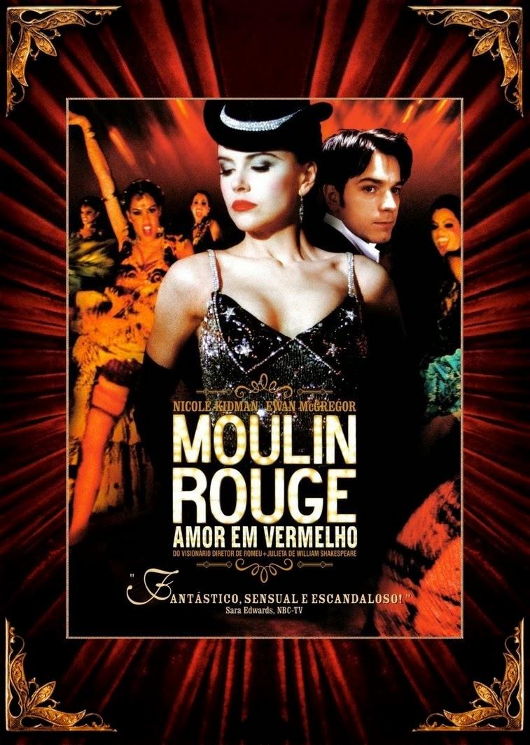 Moulin Rouge: Amor em Vermelho – Dublado (2001)