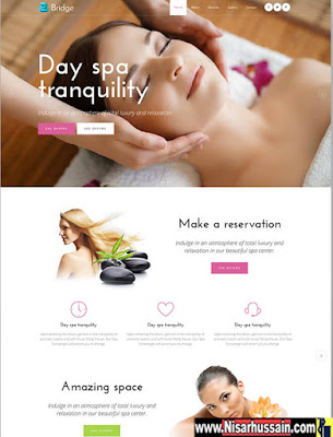 Bridge - Fashion and Beauty WordPress Premium Theme
