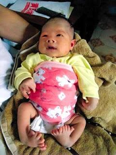 Bayi aneh yang pernah ada di muka bumi....!!!