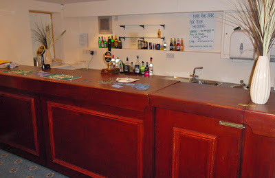 The Angel Suite licensed bar in Brigg town centre - see Nigel Fisher's Brigg Blog January 2019
