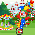 G4K Funny Clown Rescue Game