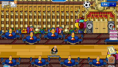 Image result for club penguin ballroom igloo