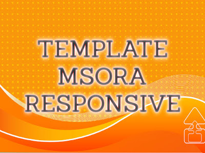 Template Terbaru 2017 MSora Template Blog Downlaod Gratis