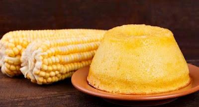 Aprenda a fazer um delicioso bolo de pamonha