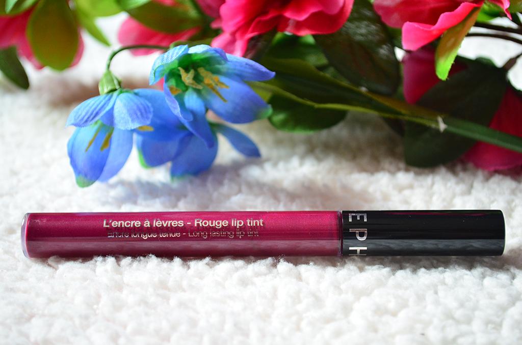Rouge lip tint Sephora Mulberry