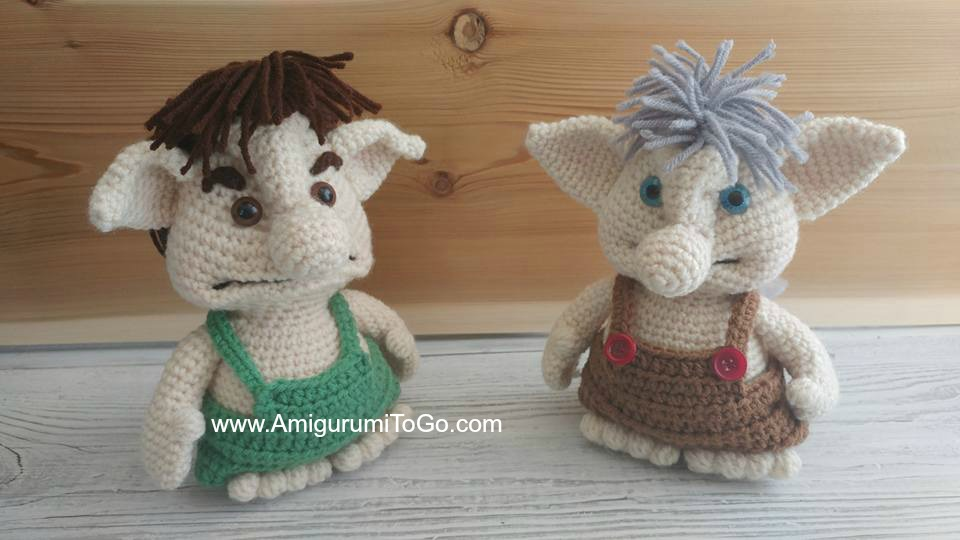 Crochet Horse Pattern Smores The Horse Amigurumi To Go ... | 540x960