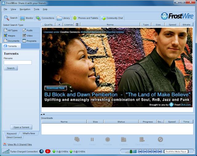 FrostWire 6.8.0