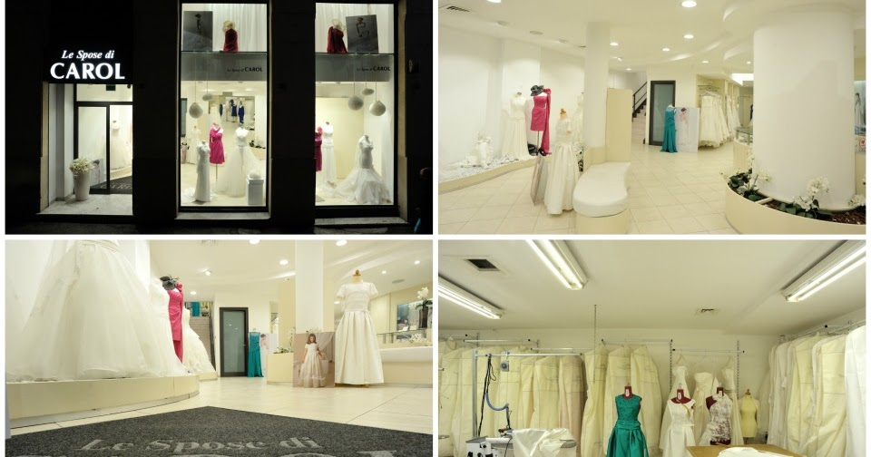 L'abito da sposa su misura con l'atelier/sartoria Le Spose di Carol
