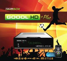 TOCOMBOX GOOOL HD PLUS NOVA ATUALIZAÇÃO V02.051 - 12/11/2019