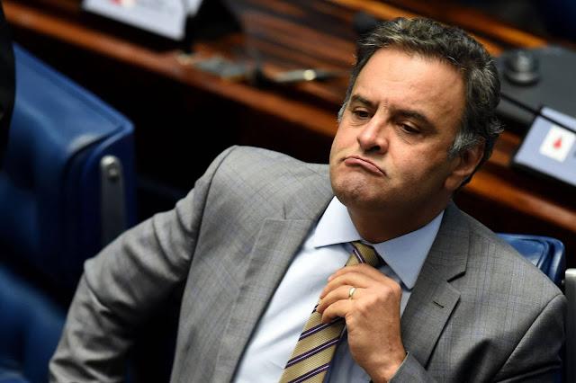 'Tem que ser um que a gente mata ele antes de fazer delação', diz Aécio Neves