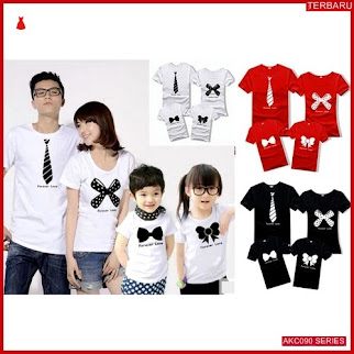 AKC090F82 Family Couple Baju Anak 090F82 Kaos Couple BMGShop