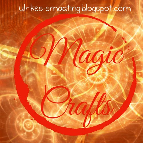 "Das Linkparty Logo von ""Magic Crafts"""