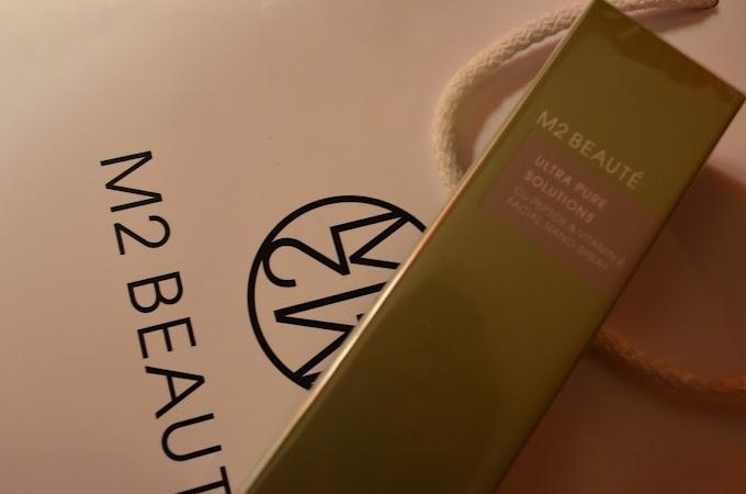 """Cu-PEPTIDE & VITAMIN B Facial Nano Spray, nuestro """"combustible cutáneo"""" de M2 Beauté"""