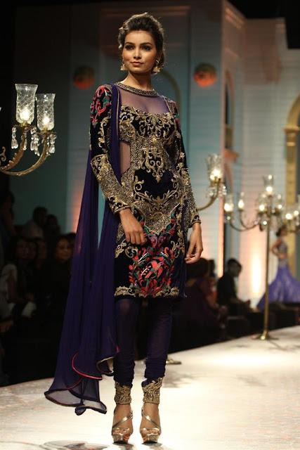 Beautiful Girl in Punjabi suits