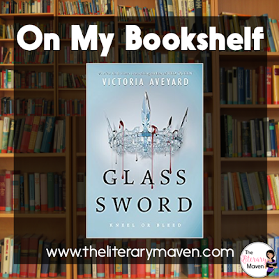 "In Glass Sword by Victoria Aveyard, Mare Barrow finds herself leading the cause against the ""Reds,"" but when her quest to find others like her leads to the death of innocent people, she is forced to question the path she has taken. Read on for more of my review and ideas for classroom application."
