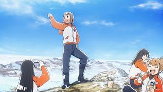 جميع حلقات انمي Sora yori mo Tooi Basho مترجم عدة روابط