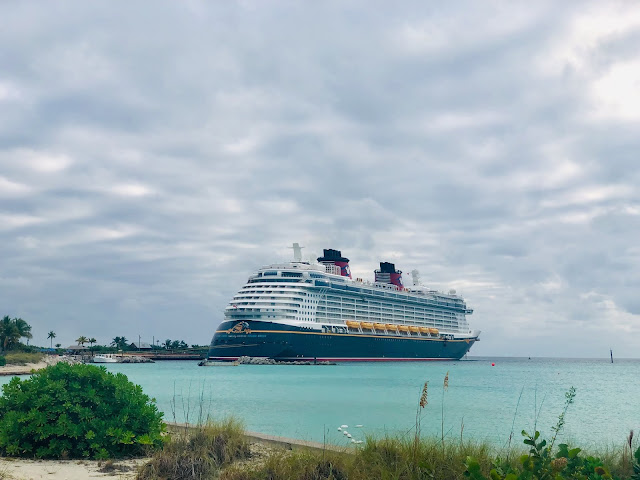 Visting Castaway Cay on the Disney Fantasy