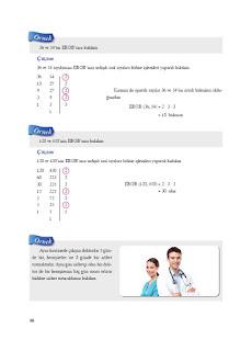 8. Sınıf Matematik Ekoyay Yayınları Sayfa 16