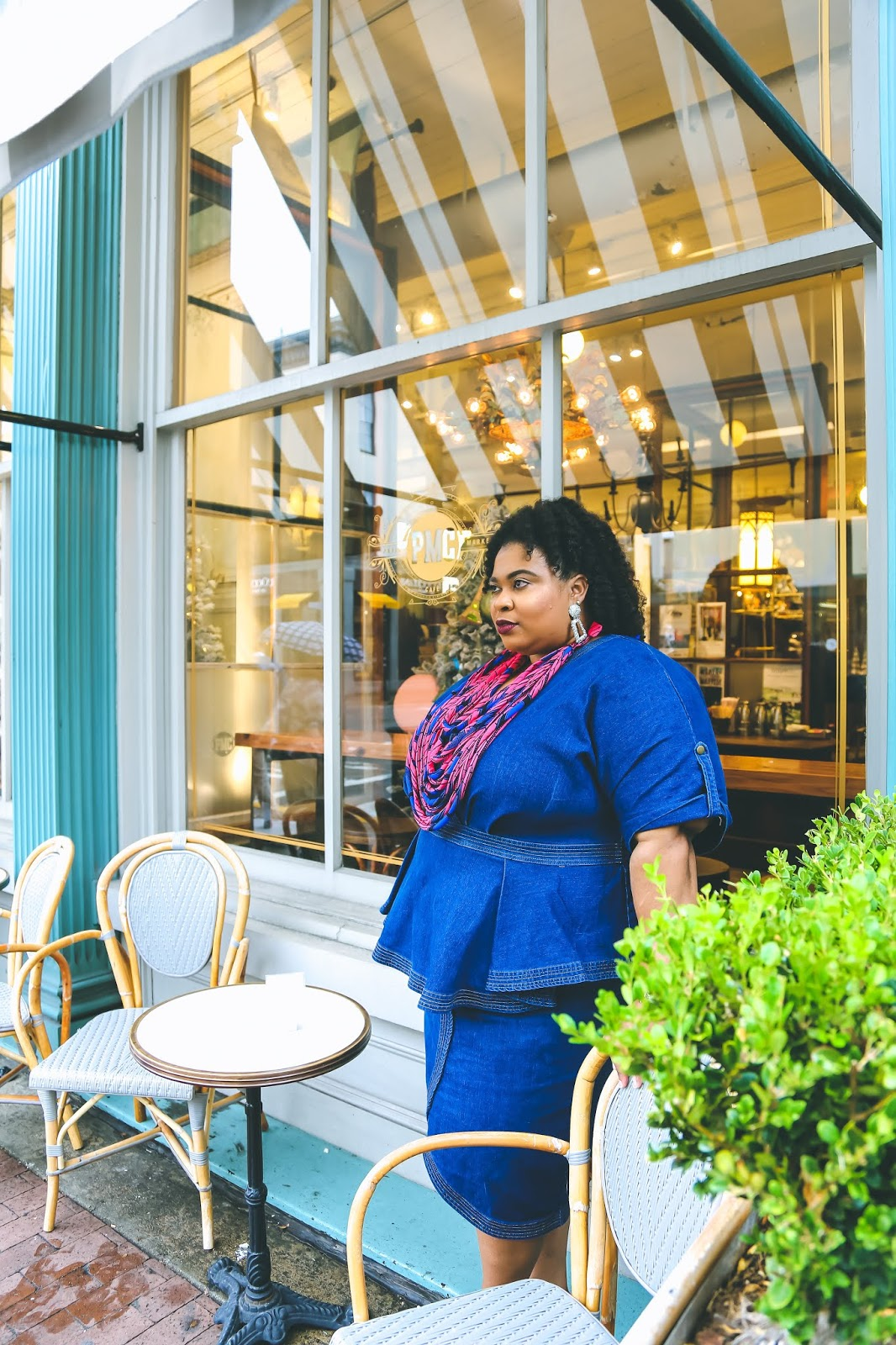 The Low Country Socialite, Kirsten Jackson, How To Accessorize Like A Stylist, Plus Size Blogger, Savannah Georgia, Hinesville Georgia