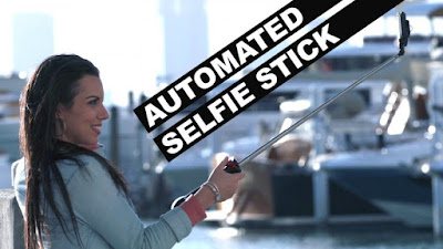[Video] Tongsis Yang Dilengkapi Kipas Mini Dan Flash Untuk Selfie Berkualitas