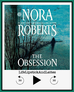 Nora Roberts, Mystery, Thriller, audio book, audible