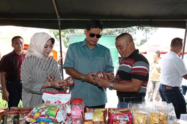 Bazar Murah Resmi dibuka Pangdivif 2 Kostrad di Malang