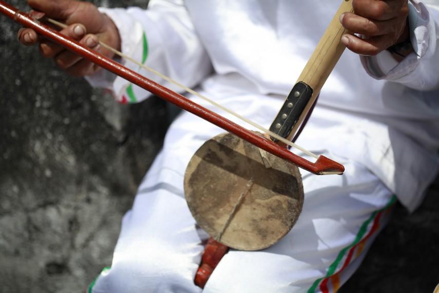 Arababu, Alat Musik Tradisional Dari Maluku