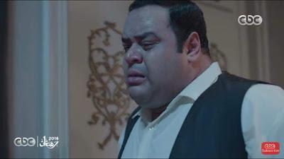 """كيف يطلق على """"محمد ممدوح """" لقب الممثل؟"""