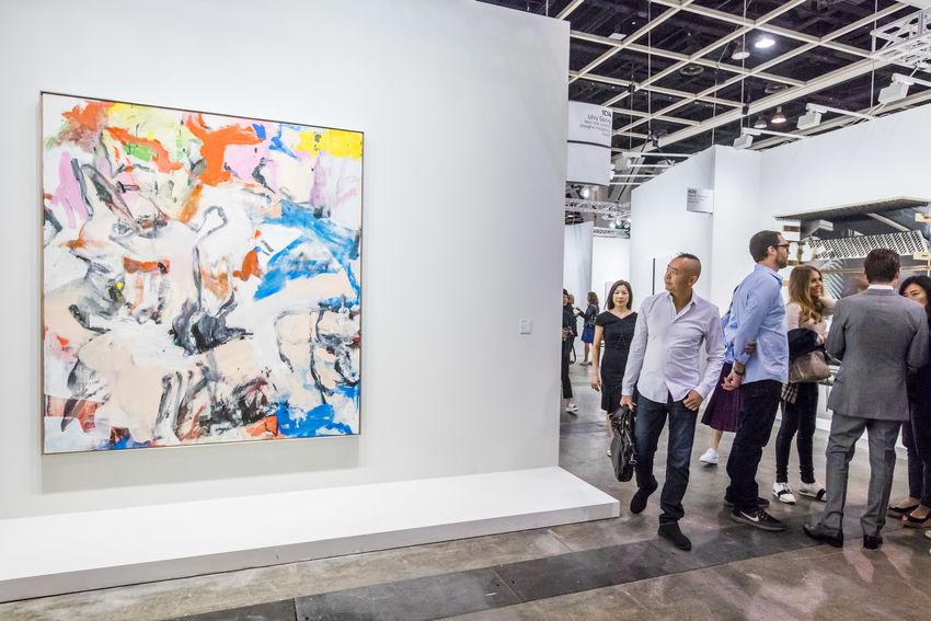 604f2e9740089d Willem de Kooning Untitled XII Sells for  35 Million Dollars ...