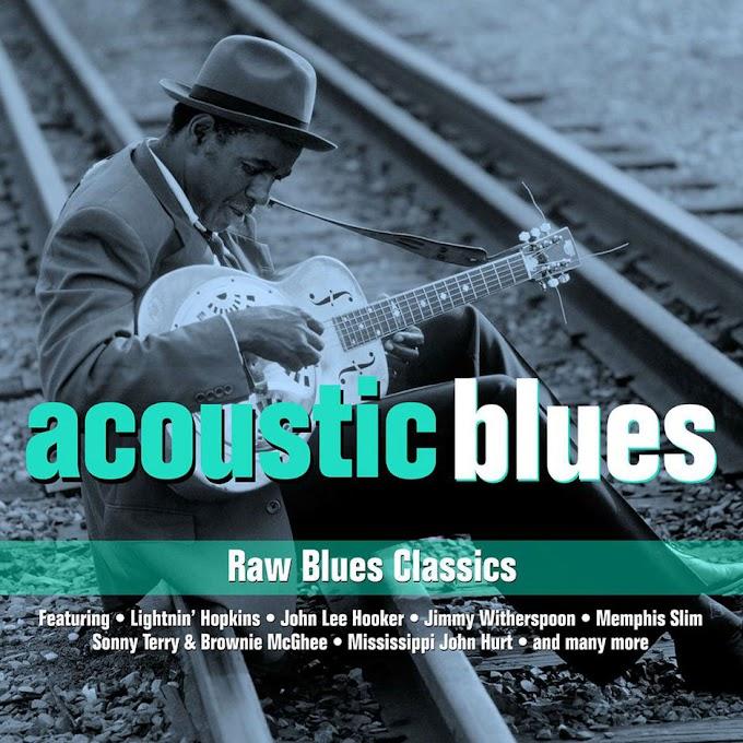 Various Artists - Acoustic Blues - 50 Original Blues Classics [iTunes Plus AAC M4A]