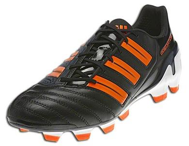 big sale 5872a ac2ea Con estas botas que Di María ya está utilizando y con las que con total  seguridad comenzará el año 2012, volvemos a hablar en este blog de las  adidas ...