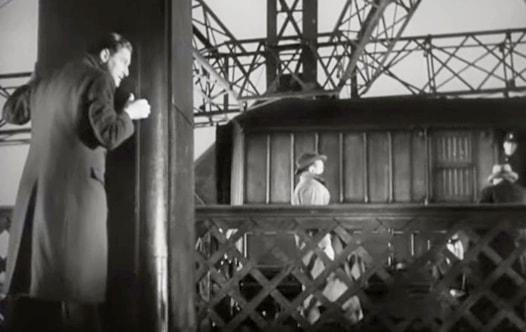 Robert Donat ne Il club dei 39 (1935)