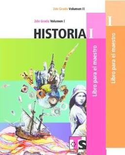 Historia I Vol 1-2 Libro para el Maestro Segundo grado – PDF