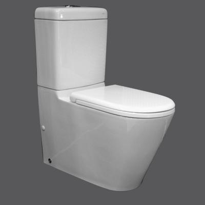 Modecor Toilet Suites Novelli Oracle Back To Wall Toilet
