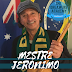 """Escrita correta """"Capoeira"""" Mestre Jerônimo - JC"""