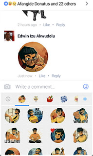 Facebook-Bruce-Lee-toon-sticker