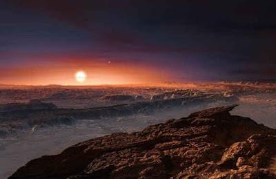 Scientist Research Is the Nearest Alien Planet Proxima b Habitable?