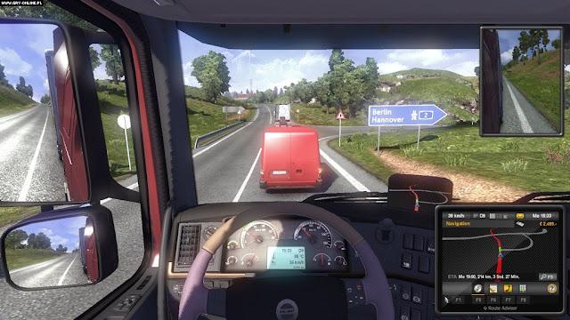 Euro Truck Simulator 2 Plus Semua DLC Gameplay 2
