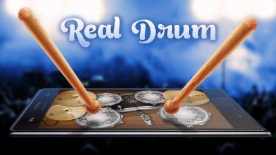 Real Drum v6.17 MOD Apk Terbaru