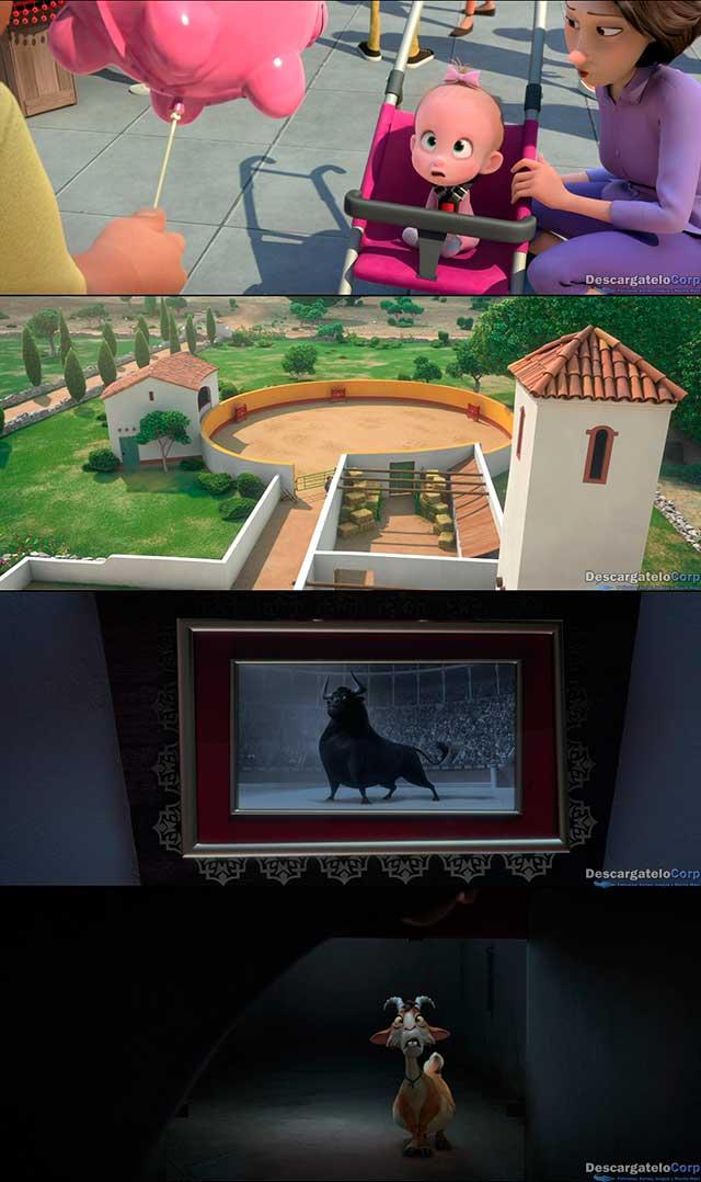 Ole el Viaje de Ferdinand (2017) HD 1080p Latino