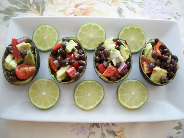 Parnell' Pantry Guacamole Salad Cups